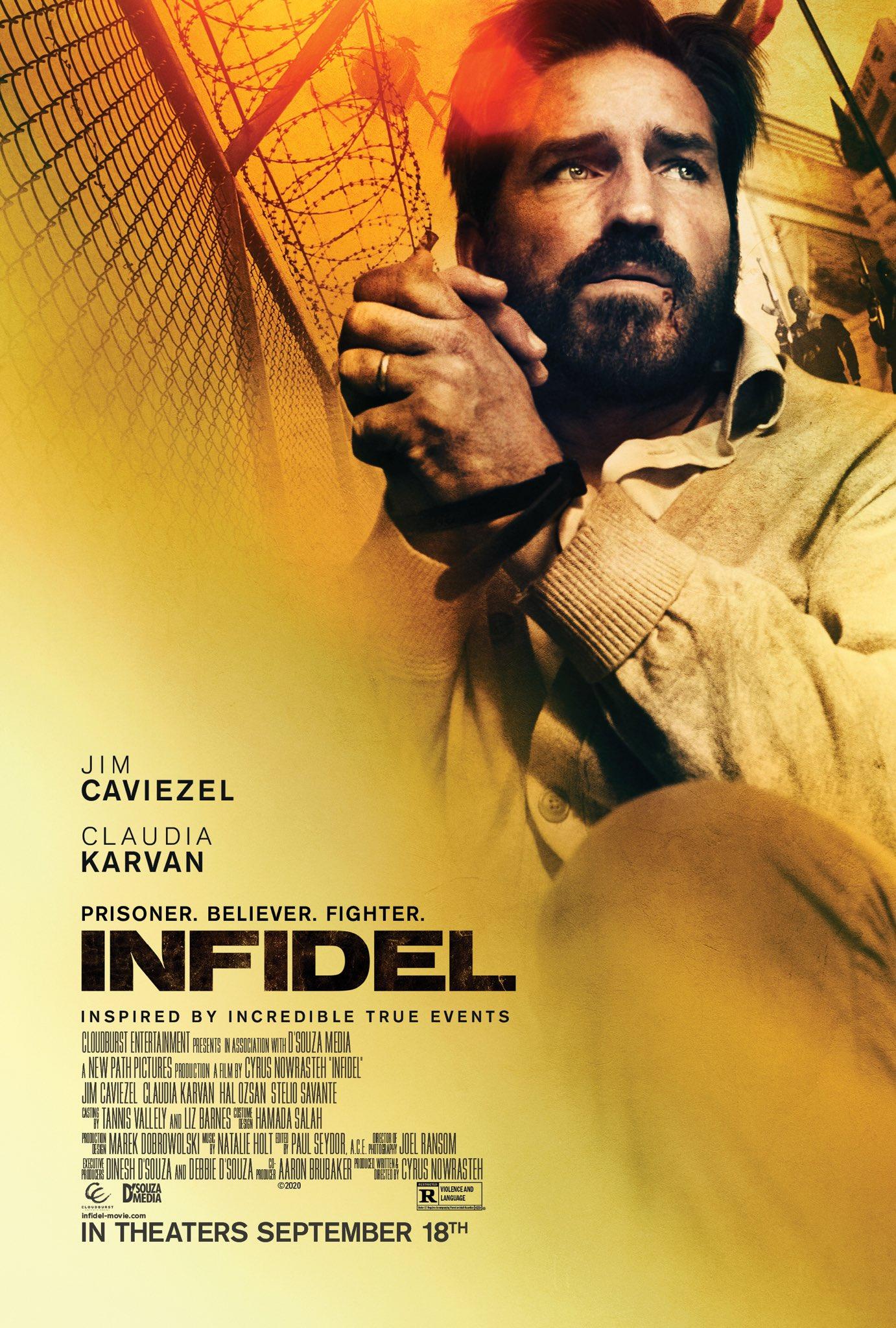 New Film: Infidel (2020)